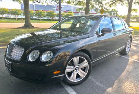 2007 Bentley Continental Flying Spur for sale at Exotic Motors 4 Less in Chesapeake VA