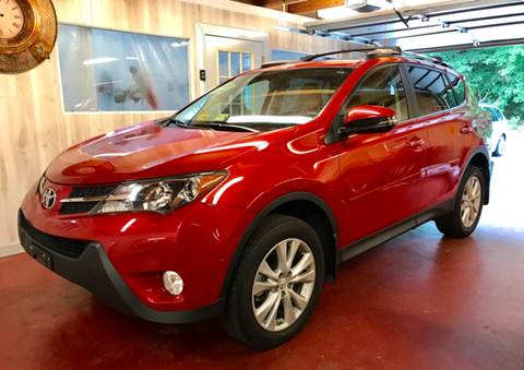 2013 Toyota RAV4 for sale at Exotic Motors 4 Less in Chesapeake VA