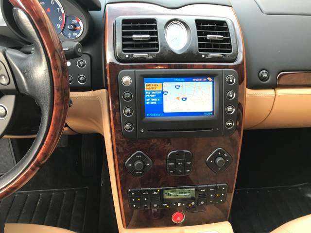 2006 Maserati Quattroporte Sport GT 4dr Sedan - Chesapeake VA