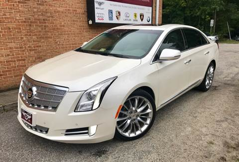 2013 Cadillac XTS for sale at Exotic Motors 4 Less in Chesapeake VA