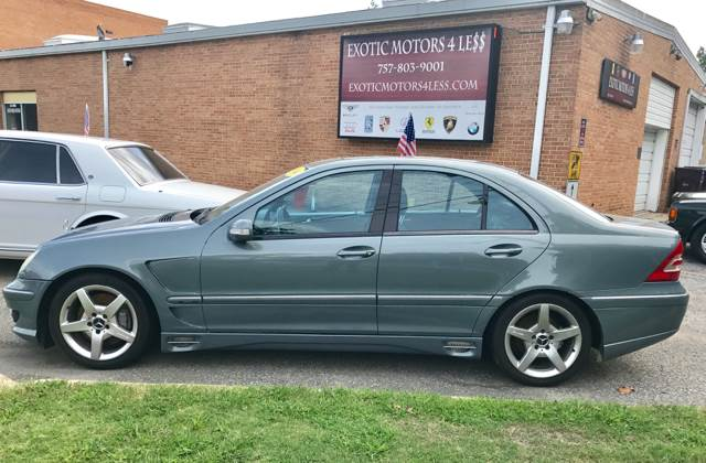 2004 Mercedes-Benz C-Class C 230 Kompressor 4dr Sedan - Chesapeake VA