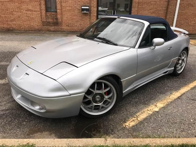 1990 Mazda MX-5 Miata for sale at Exotic Motors 4 Less in Chesapeake VA