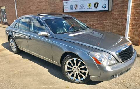 2007 Maybach 57 for sale in Chesapeake, VA