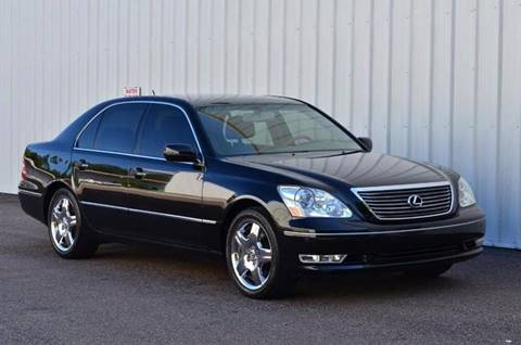 2006 Lexus LS 430 for sale at Exotic Motors 4 Less in Chesapeake VA
