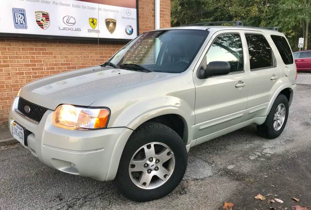 2003 Ford Escape for sale at Exotic Motors 4 Less in Chesapeake VA
