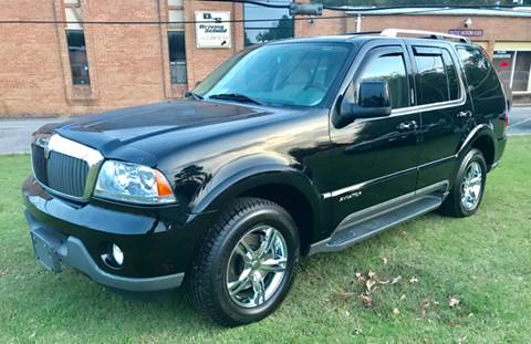 2004 Lincoln Aviator for sale at Exotic Motors 4 Less in Chesapeake VA