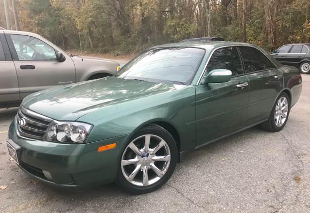 2003 Infiniti M45 for sale at Exotic Motors 4 Less in Chesapeake VA