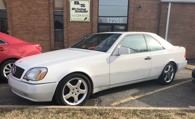 1995 Mercedes-Benz S-Class for sale at Exotic Motors 4 Less in Chesapeake VA