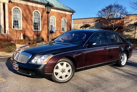 2004 Maybach 57 for sale in Chesapeake, VA