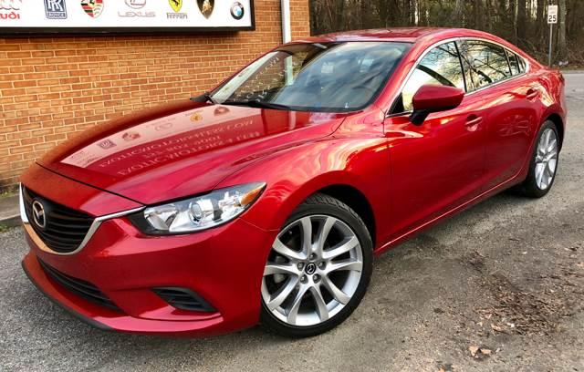 2014 Mazda MAZDA6 for sale at Exotic Motors 4 Less in Chesapeake VA