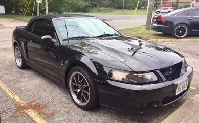 2003 Ford Mustang SVT Cobra for sale at Exotic Motors 4 Less in Chesapeake VA