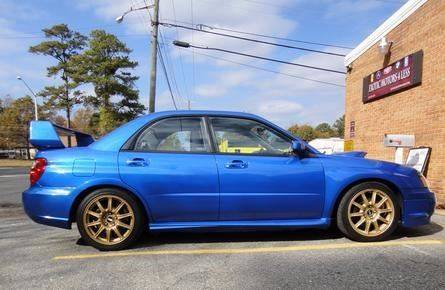 2005 Subaru Impreza for sale at Exotic Motors 4 Less in Chesapeake VA