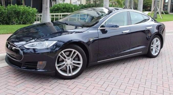 Tesla Model S Signature Performance Dr Liftback In - 2012 tesla model s