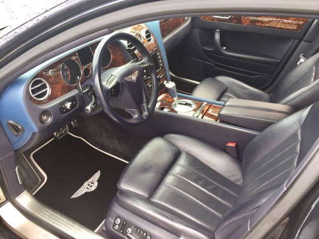 2008 Bentley Continental Flying Spur AWD 4dr Sedan - Chesapeake VA