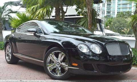 2008 Bentley Continental GT Speed for sale at Exotic Motors 4 Less in Chesapeake VA