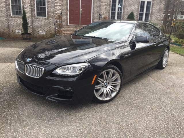 2014 BMW 6 Series for sale at Exotic Motors 4 Less in Chesapeake VA