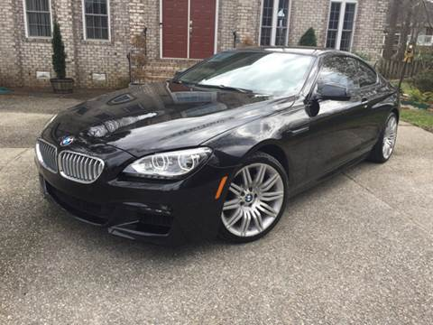 2014 BMW 6 Series for sale at Exotic Motors 4 Less in Chesapeake VA