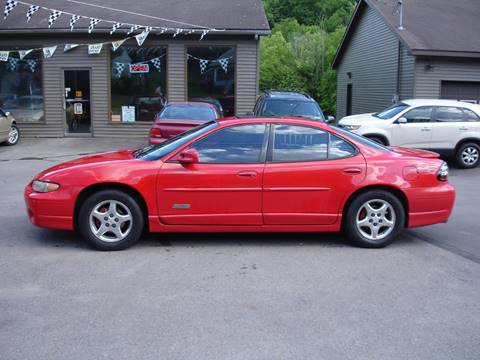 1998 Pontiac Grand Prix for sale in Moscow, PA