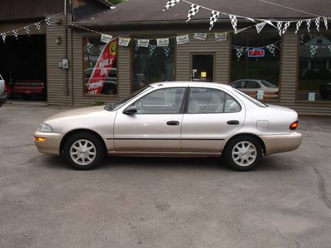 1996 GEO Prizm for sale in Moscow, PA