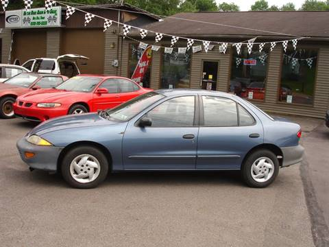 1998 Chevrolet Cavalier for sale in Moscow, PA
