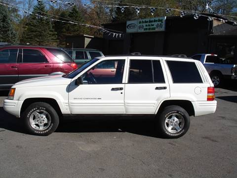 1998 Jeep Grand Cherokee for sale in Moscow, PA