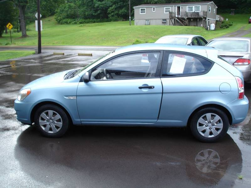 2008 Hyundai Accent For Sale At On The Road Again Auto Sales In Moscow PA