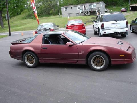 1988 Pontiac Firebird for sale in Moscow, PA