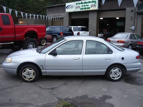 2000 Ford Contour For Sale In Broadway Va Carsforsale