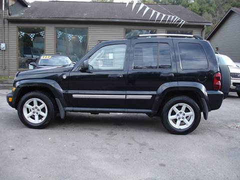 2006 Jeep Liberty for sale in Moscow, PA