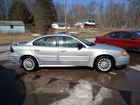 1999 Pontiac Grand Am for sale in Moscow, PA