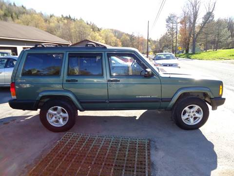 2000 Jeep Cherokee for sale in Moscow, PA
