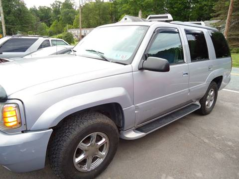 1999 GMC Yukon for sale in Moscow, PA