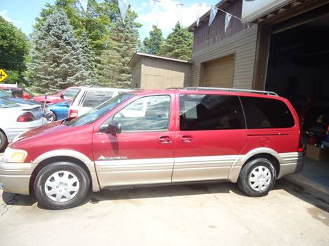 2005 Pontiac Montana for sale in Moscow, PA