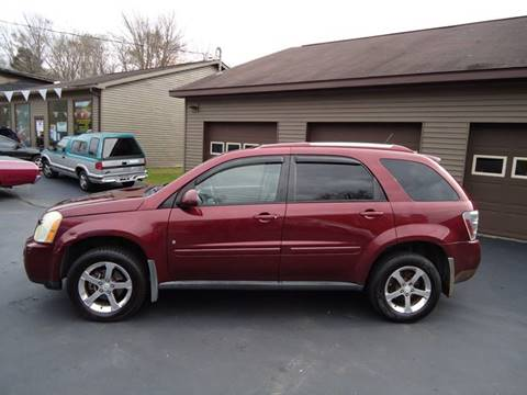 2007 Chevrolet Equinox for sale in Lake Ariel, PA