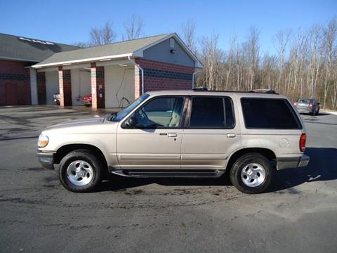 1998 Ford Explorer for sale in Lake Ariel, PA