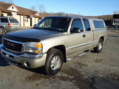 2003 GMC Sierra 1500 for sale in Lake Ariel, PA