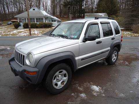 2003 Jeep Liberty Sport for sale at On the Road Again Auto Sales in Lake Ariel PA