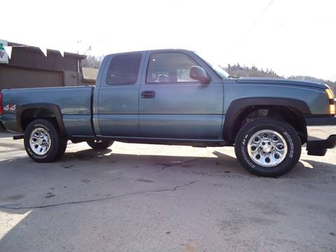 2007 Chevrolet Silverado 1500 Classic LS for sale at On the Road Again Auto Sales in Lake Ariel PA