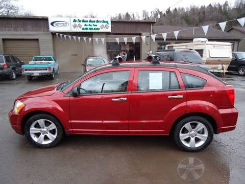 2010 Dodge Caliber Mainstreet for sale at On the Road Again Auto Sales in Lake Ariel PA
