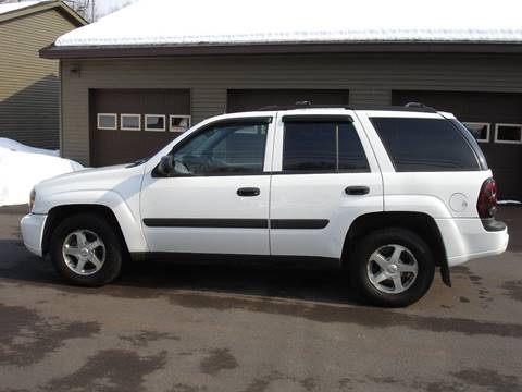 2005 Chevrolet TrailBlazer for sale in Moscow, PA