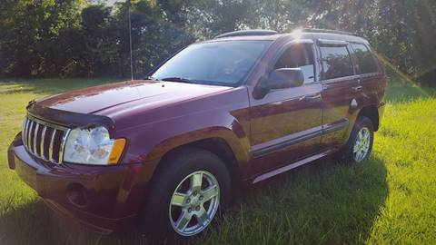 2007 Jeep Grand Cherokee for sale in Dickinson, TX