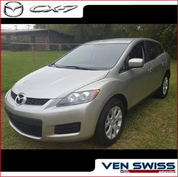 2008 Mazda CX-7 for sale in Dickinson, TX
