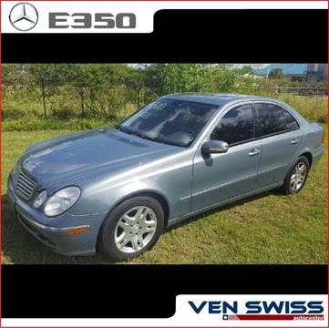 2006 Mercedes-Benz E-Class for sale in Dickinson, TX