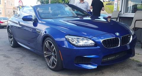 2012 BMW M6 for sale in Fall River, MA