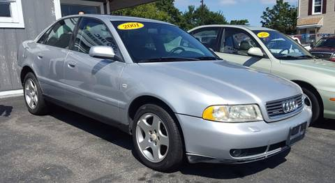 2001 Audi A4 for sale in Fall River, MA