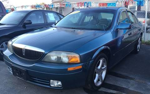 2001 Lincoln LS for sale in Fall River, MA