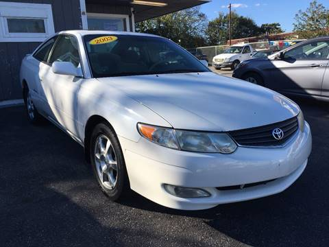 2003 Toyota Camry Solara for sale in Fall River, MA
