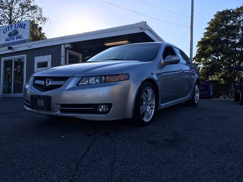 2007 Acura TL for sale in Fall River, MA