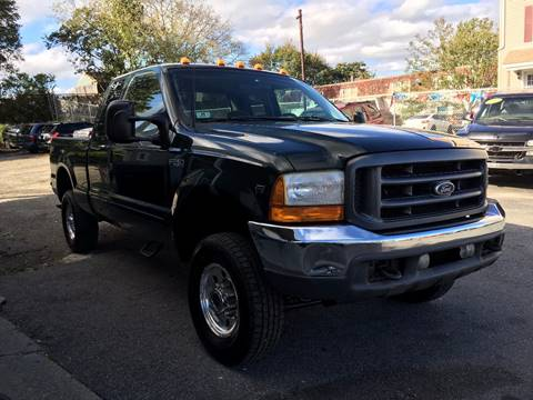 2001 Ford F-250 Super Duty for sale in Fall River, MA