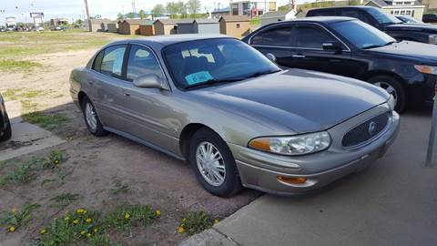 2002 Buick LeSabre for sale at Dakota Cars and Credit in Sioux Falls SD